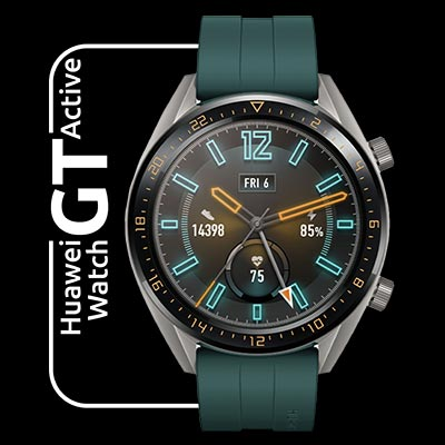 Watch GT Active (46mm)