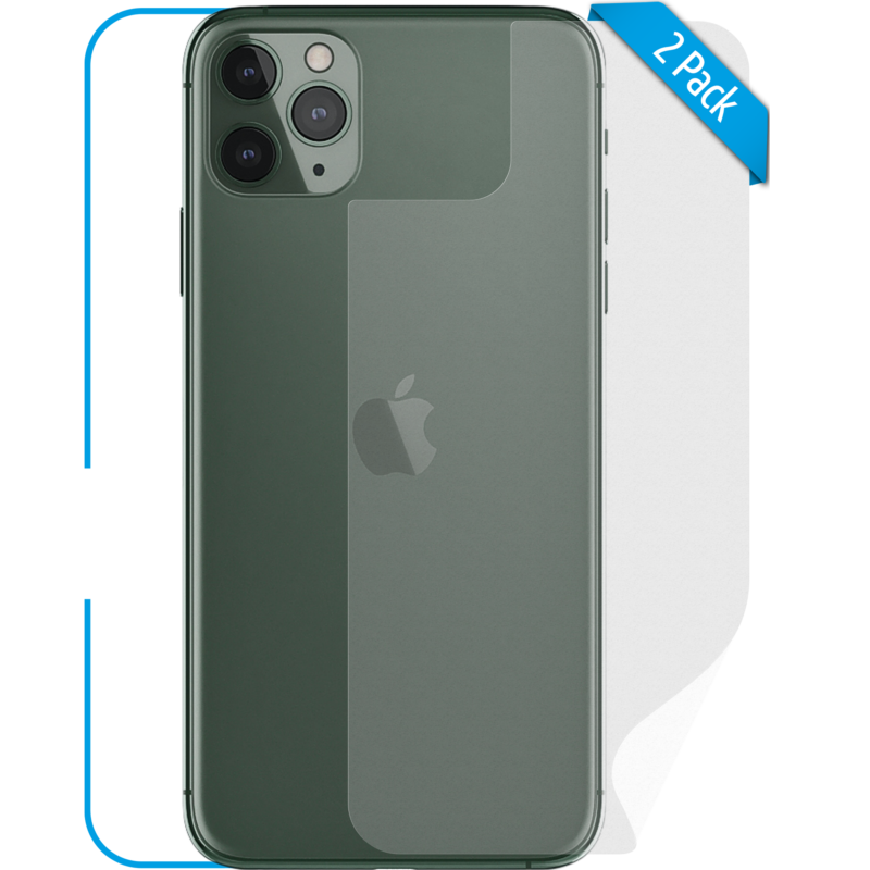 Apple iPhone 11 Pro Schutzfolie back matt
