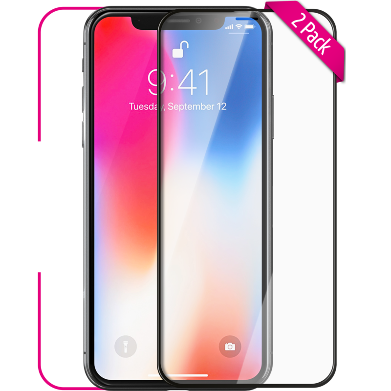 Apple iPhone X XS Panzerglas Hero 1