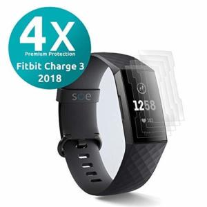 Fitbit Charge 3 Displayschutzfolie