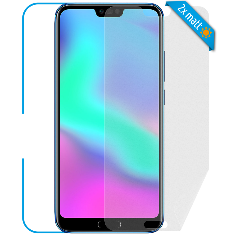 Honor 10 Front Displayschutzfolie matt