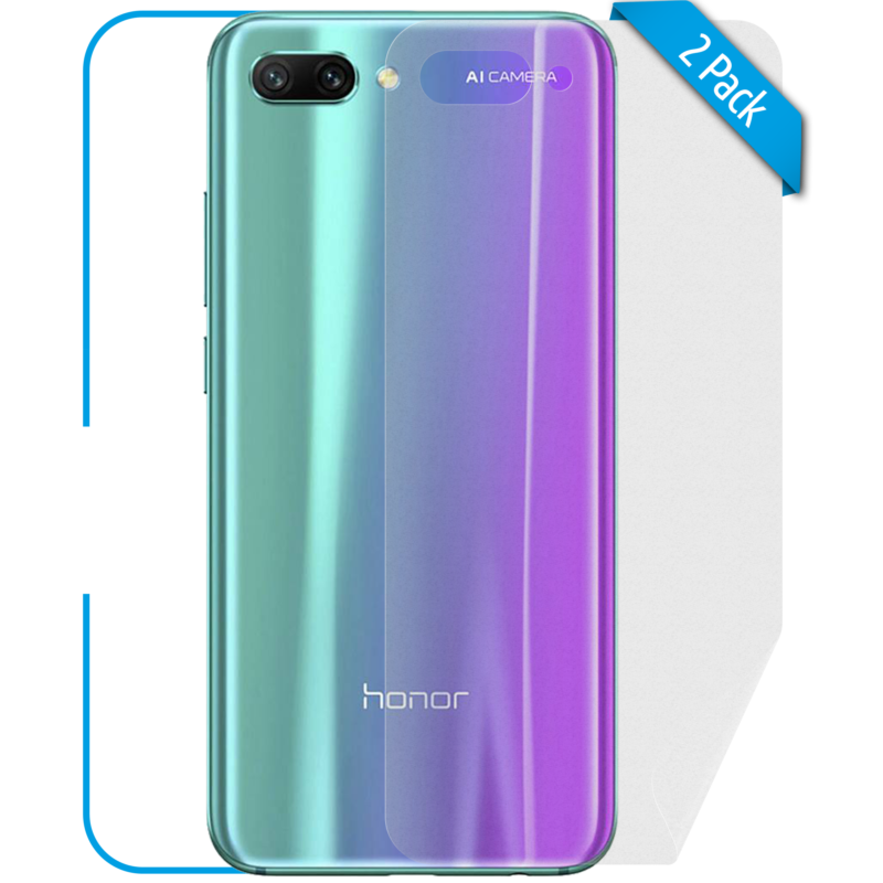 Honor 10 Schutzfolie Back matt