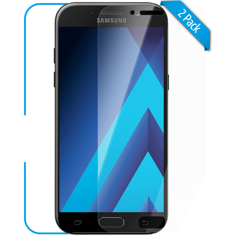 Samsung Galaxy A3 Schutzfolie Front klar