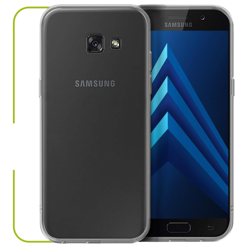 Samsung Galaxy A3 Schutzhülle transparent