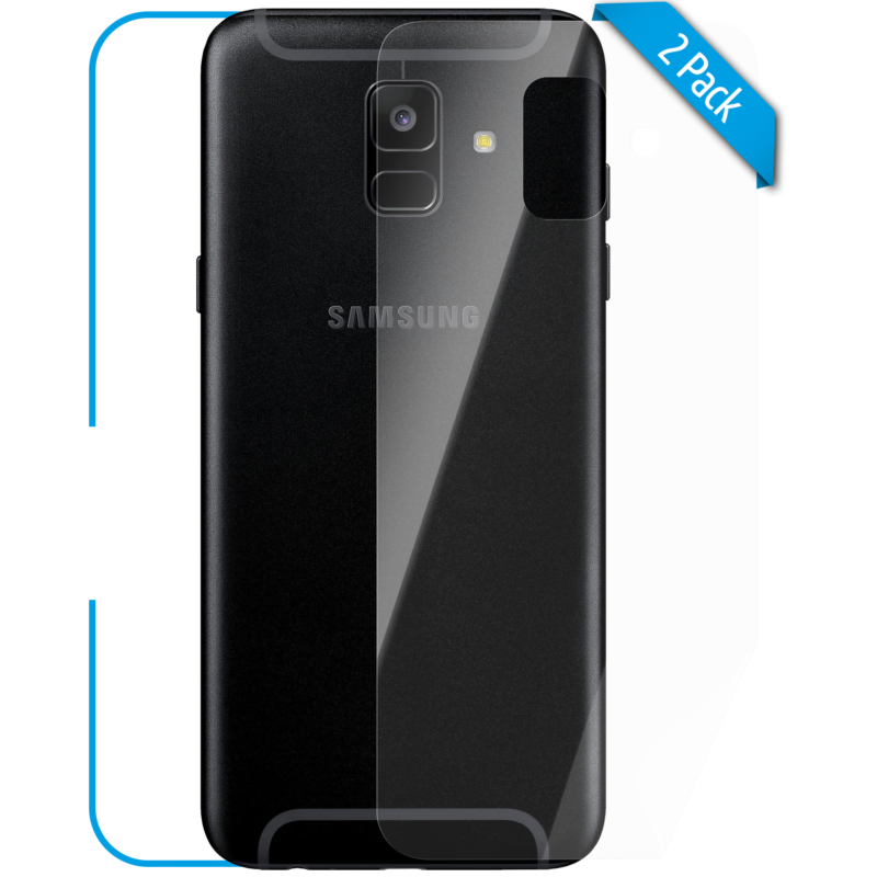 Samsung Galaxy A6 Displayschutzfolie Back
