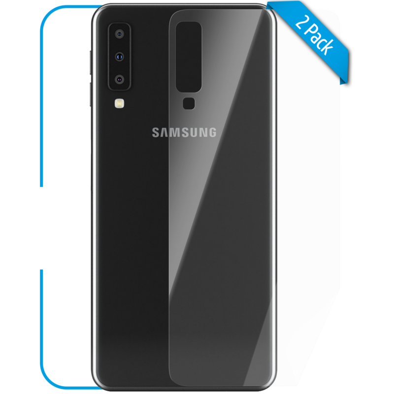 Samsung Galaxy A7 back Schutzfolie