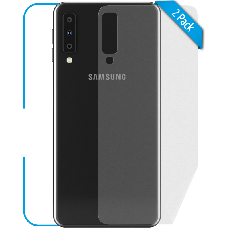 Samsung Galaxy A7 Schutzfolie Back matt