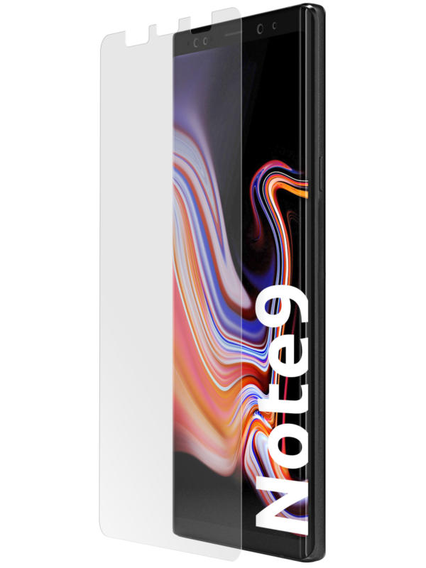 Samsung Galaxy Note 9 Displayschutzfolie Front matt