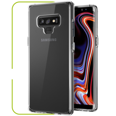 Samsung Galaxy Note 9 Schutzhülle transparent