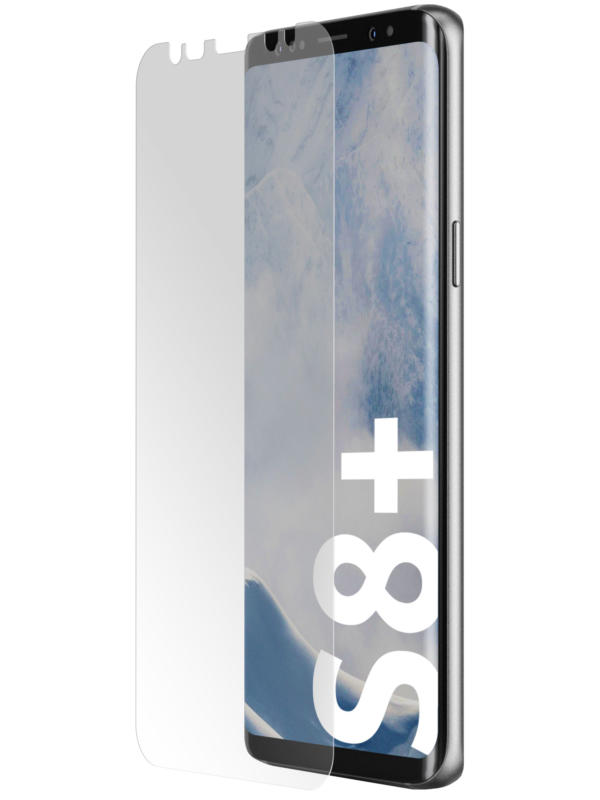 Samsung Galaxy S8 Plus Displayschutzfolie Front matt