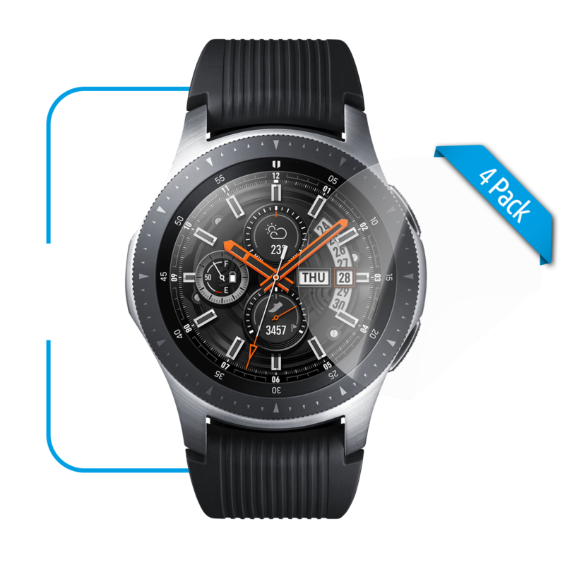 Samsung Galaxy Watch 46mm Folie klar