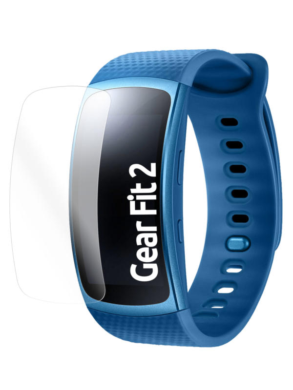 Samsung Gear Fit 2 Displayschutzfolie